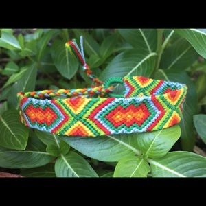 Jewelry - Handwoven Friendship Bracelet